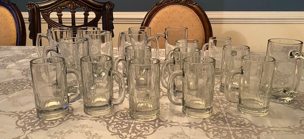Beer Mugs for sale  82b0181a-1980-4a42-9aa3-e0db201090c1