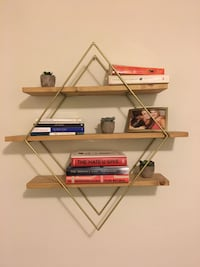 Etsy custom Shelf bought 6 months ago Toronto