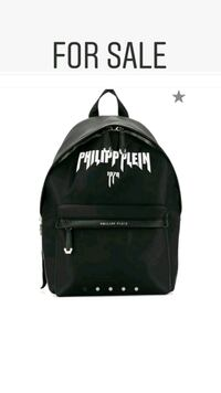 Phillip Plein Book Bag Belleville
