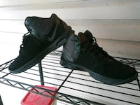 pair of black Nike basketball shoes Marrero, 70072