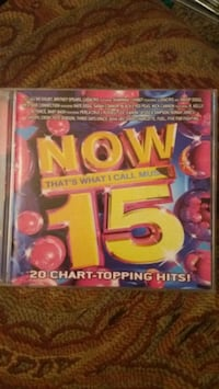 NOW THAT'S WHAT I CALL MUSIC 15 (CD)