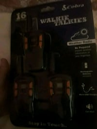 Cobra Walkie Talkies Savannah, 31408