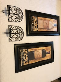 Wall decor & candle holders Rockville, 20851