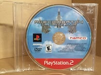 """Namco """"Ace Combat 04: Shattered Skies"""" (Play Station 2) Game Fairfield, 94533"""