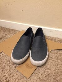 pair of gray slip on shoes Palo Alto, 94303