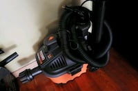 black and gray canister vacuum cleaner Queens, 11357