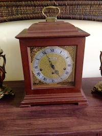 Seth Thomas mantel clock excellent condition ! Woodbury, 08096