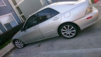 2001 Lexus IS 300 Houston