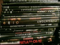 assorted Xbox One game cases Austin, 78758