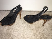 BCBGirls Cheetah Heels  West Long Branch, 07764