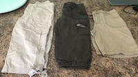 Women's size 10 Capri and shorts Lot Lincoln, 19960