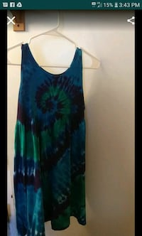 Size Medium Summer Dress Manteca