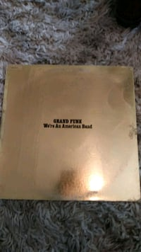 Grand Funk We're An American Band record El Paso, 79936