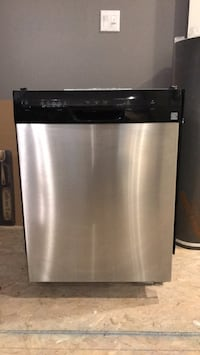 Stainless steel Kenmore dishwasher. Approximately 5 years old. Works fine we are just upgrading   Georgetown, L7G 6A5