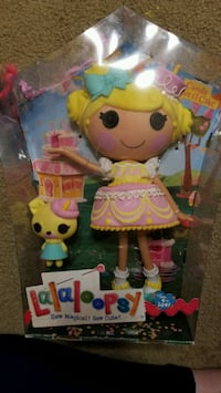 Unopened lalaloopsy doll West Des Moines, 50265