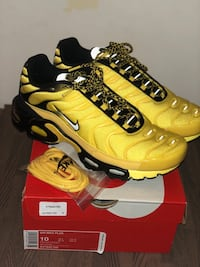 Airmax plus frequency package size 10.5 Ottawa, K1Z