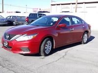 2016 Nissan Altima for sale Las Vegas