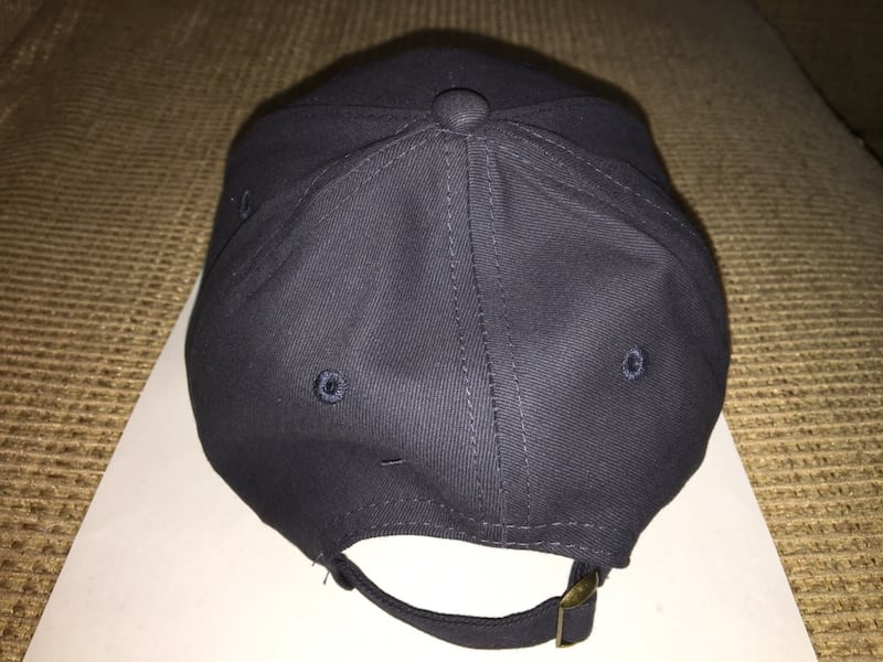 Reduced for a quick sale: New hat with embroidered Honda logo, dark blue 7684392f-2e97-467b-be07-89316f599b0f