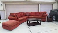 Large Sectional Sofa Couch Livingroom Set With Ott Modesto, 95351