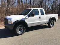 1999 Ford F-350 XLT Extended Cab 4X4 7.3L Turbo Diesel Fully Loaded Runs Great Philadelphia, 19136