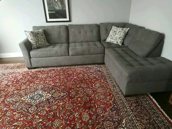 Astounding Used Sectional Couch For Sale In Sandusky Letgo Gamerscity Chair Design For Home Gamerscityorg