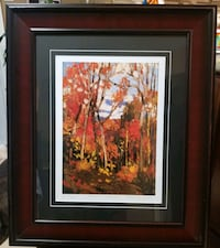 Beautiful Tom Thomson (Group of Seven) print Mississauga, L5L 5K4