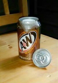 A&W root beer can East Northport, 11731