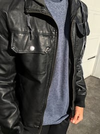leather jacket  Langley, V2Y 3G4
