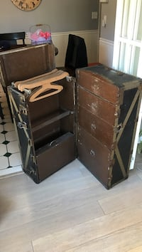 1940's Steamer Trunk Gainesville