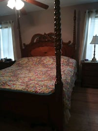 Beautiful crafted bedroom suite . Inlays Chesapeake, 23323