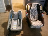 Two Grayco Infant Car Seats/Bases (Snug Ride 30) Silver Spring, 20906