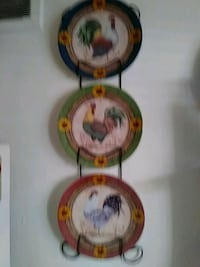 Rooster plates St. Louis, 63109