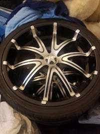 Tires and Rims ..