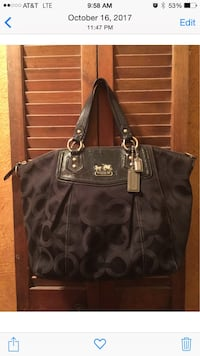 Pretty COACH purse (no holds) Bossier City, 71112