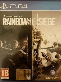 Tom Clancy's - Rainbow Six Siege ■ PlayStation 4 Sesto San Giovanni, 20099