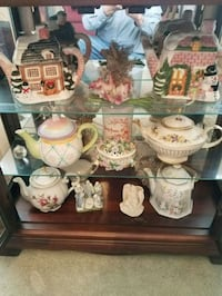 (Glass)T-Kettle Collectables Lindale, 75771