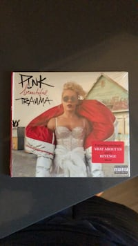 PINK beautiful trauma CD brand new  Delta, V4C 4J2