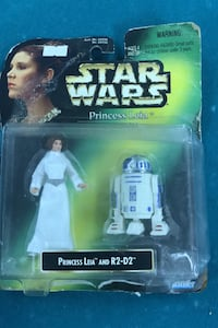 Stars wars action figure New York, 10461