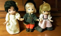 Small collector dolls 3 for 20.00 La Habra, 90631