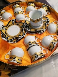 Turkish coffee cups Laval, H7W 1K5