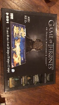 Game of Thrones 4D Puzzle Hyattsville, 20783