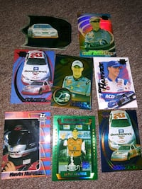 Kevin harvick rookies and inserts