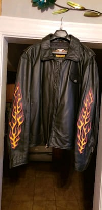 New Harley Davidson leather jacket Hackensack, 07601