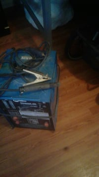 blue and black corded power tool Los Angeles, 90001