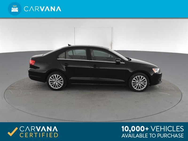 2014 VW Volkswagen Jetta sedan 2.0L TDI Sedan 4D Black <br /> 10