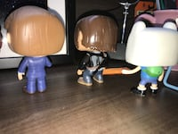 10 Funko loose Characters Port Coquitlam