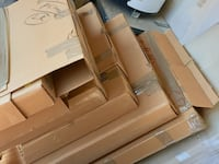 Art moving / shipping  boxes