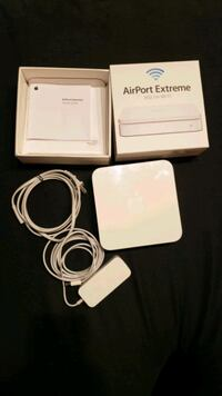 APPLE AirPort Extreme Wi-Fi router A1354 Houston, 77339