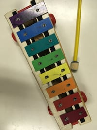 Vintage Fisher Price Pull A Tune Edmonton, T5H 0L9