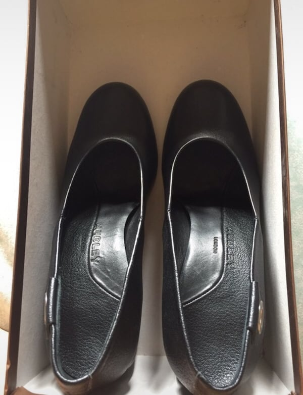 Zapatos Audley Negro 6d855db3-4a10-485c-8bc5-28230e61fa18